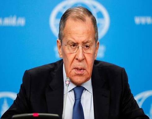 """لافروف: اقترح أن تناقش """"اللجنة الرباعية الدولية"""" صفقة القرن"""