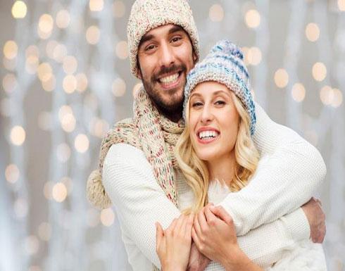 لقضاء وقت ممتع مع شريك الحياة في الشتاء.. إليك هذه الأفكار الرائعة