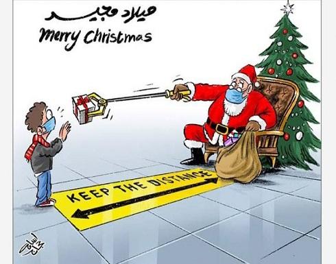 عيد الميلاد والكورونا