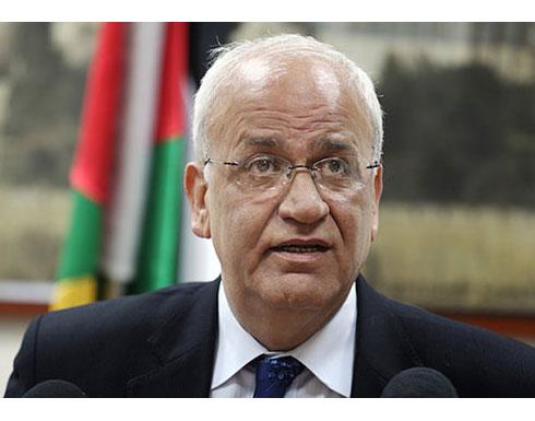 عريقات: إسرائيل تستغل الأزمة السورية لشرعنة احتلال الجولان