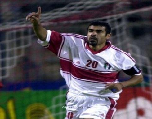 الشقران: نعم انا أول لاعب أردني احترف بأوروبا