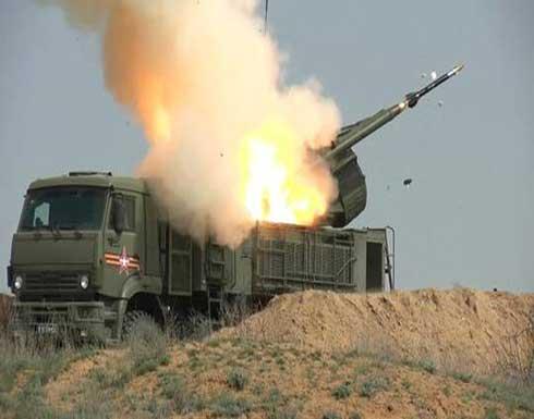 المركز الروسي للمصالحة: الدفاعات السورية دمرت 21 صاروخا إسرائيليا من أصل 24