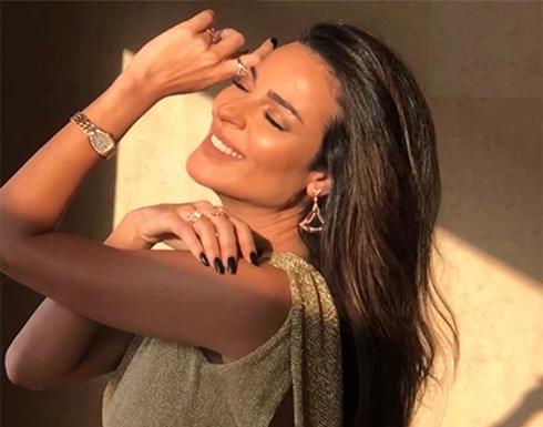 نادين نسيب نجيم تشارك صورة من دون فيلتر وتظهر إصابات وجهها بشكل واضح!