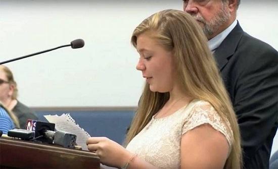 فتاة تسامح والدتها بعدما شوّهتها في الفرن... رسالتها لها مؤلمة ومؤثرة