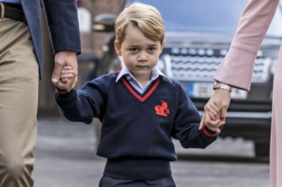 شرطة سرية تنقذ الأمير الطفل من الاختطاف