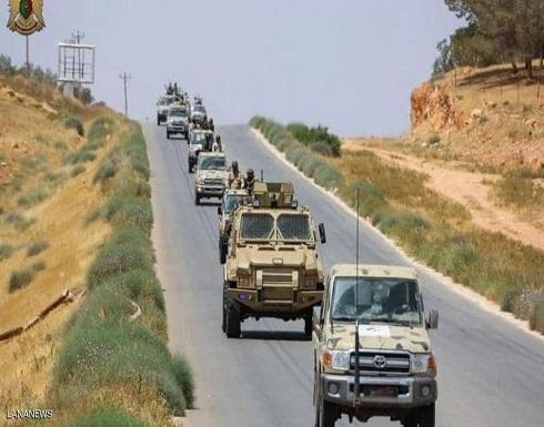 الجيش الليبي يمهل ميليشيات مصراتة 3 أيام