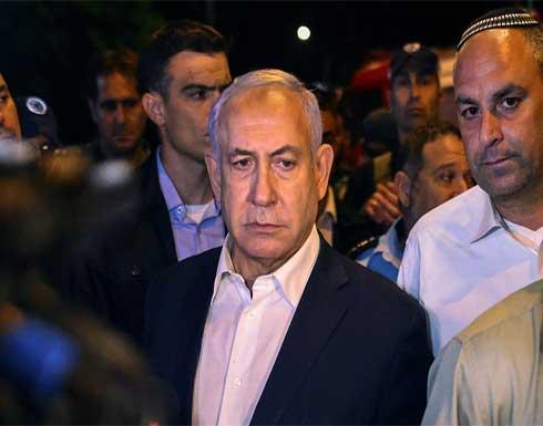 """نتنياهو: العدوان على قطاع غزة """"سيستغرق وقتا"""""""