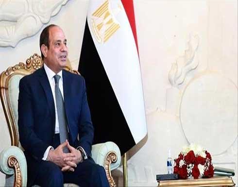 السيسي: ندعم كافة جهود التواصل لحل سياسي للأزمة اليمنية