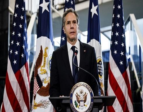 واشنطن: نعمل مع حلفائنا لدفع المسار الدبلوماسي بشأن ملف إيران النووي