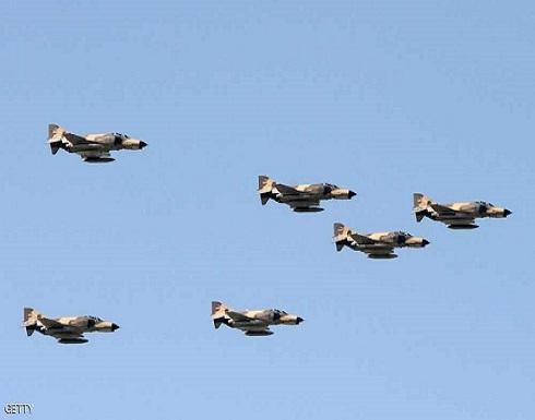 """أحدث استعراض للقوة.. إيران تبدأ """"مناورات جوية"""" ليومين"""