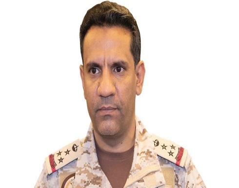 التحالف: تدمير درون أطلقها الحوثيون باتجاه السعودية