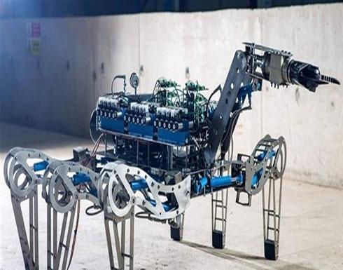 """روسيا تطلق أول """"روبوت بشري"""" إلى محطة الفضاء الدولية"""