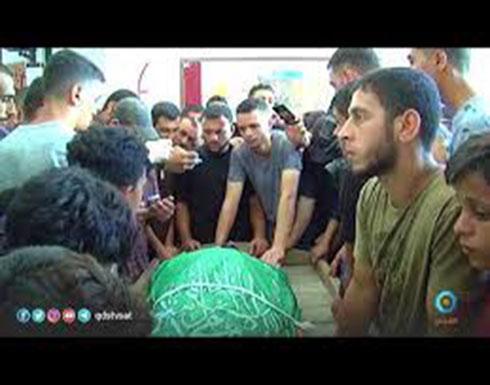 غزة تشيع شهداءها بمسيرات حاشدة