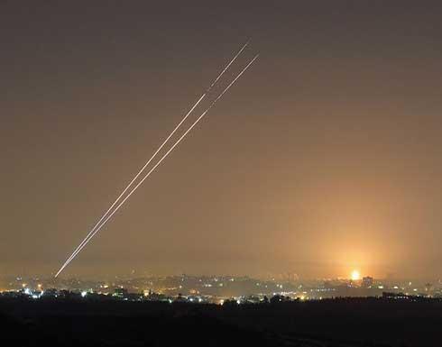 صافرات الإنذار تدوي بمستوطنات حول غزة بعد اعتراض الاحتلال قذيفة صاروخية