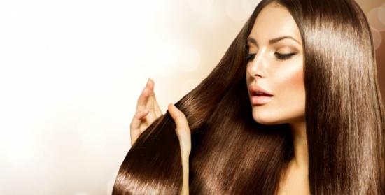 كريم طبيعي لفرد الشعر الجاف وجعله لامعًا وصحيًا