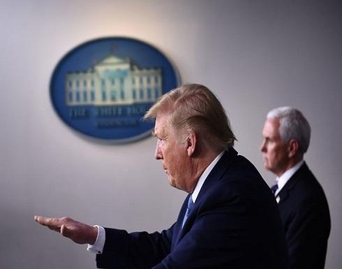 """ترامب يصف كورونا """"بالفيروس الصيني"""".. حدد موعد انتهائه"""