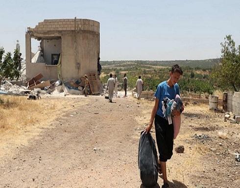 روسيا تغادر مفاوضات مجلس الأمن حول تسليم المساعدات عبر الحدود إلى سوريا