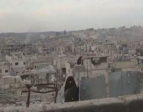 تقدم للمعارضة بدرعا وغارات للنظام بأنحاء سوريا
