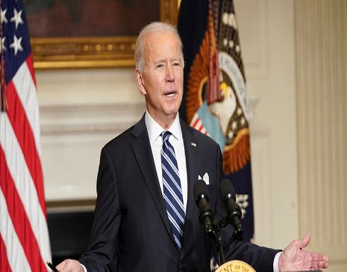 بايدن: آمل أن أرتقي إلى المستوى المطلوب لتولي المنصب الرئاسي