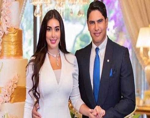 شاهد .. هدية أحمد أبو هشيمة لياسمين صبري في عيد الحب