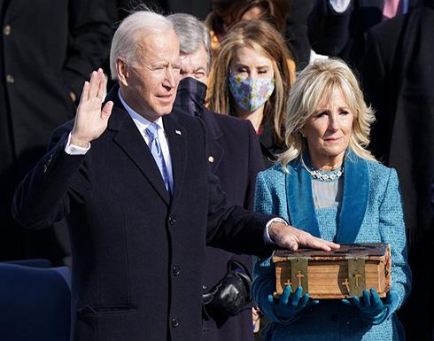بايدن: سأكون رئيسا لكل الأميركيين