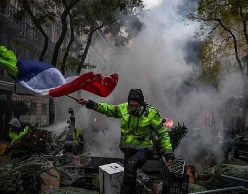 """فرنسا """"تغلق أبوابها"""".. وتتأهب لـ""""سبت أسود"""" جديد"""