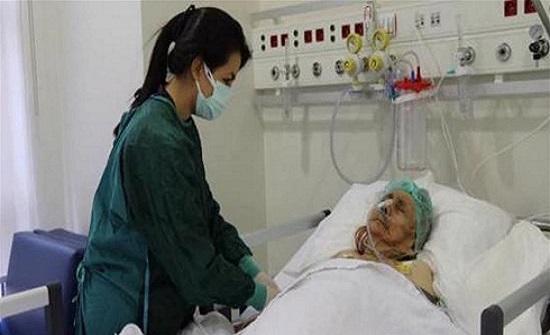 مسنة عمرها 116 عاما تتعافى من كورونا في تركيا