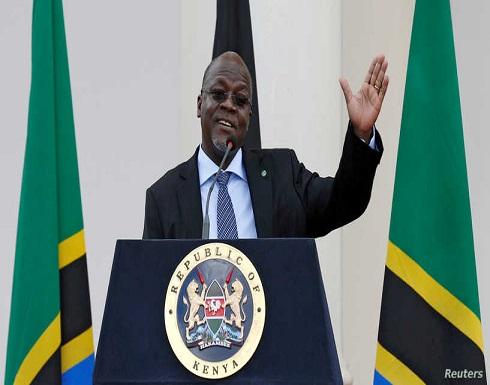 الإعلان عن وفاة رئيس تنزانيا