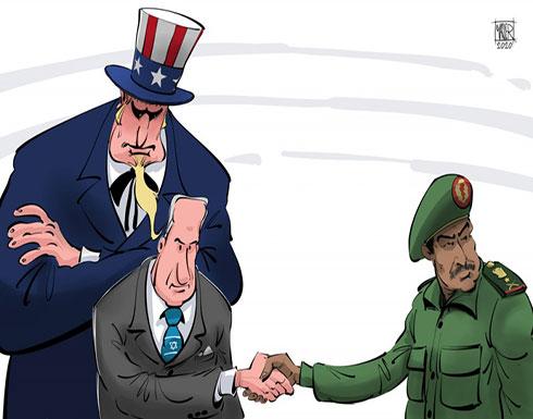 لقاء البرهان ونتنياهو شرط من أجل رفع السودان عن لائحة الإرهاب الأميركية
