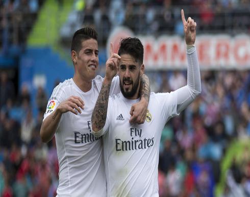 """ريال مدريد يفكر في بيع نجمه """"المتمرد"""""""