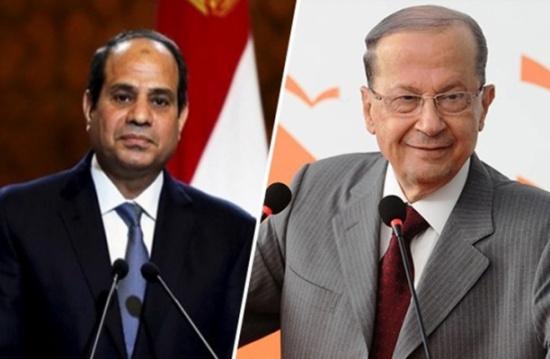 عون قبل زيارة مصر: متفاهم مع السيسي.. قبل أن نلتقي