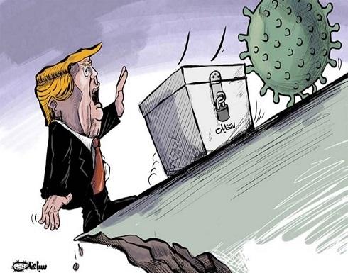 محاولة تأجيل الانتخابات الأمريكية