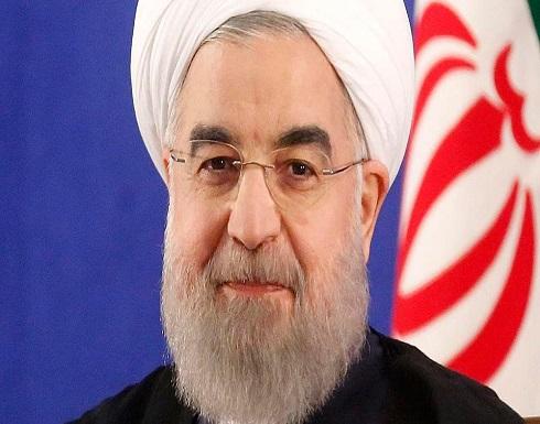 رئيس إيران: خسرنا 200 مليار دولار بسبب العقوبات