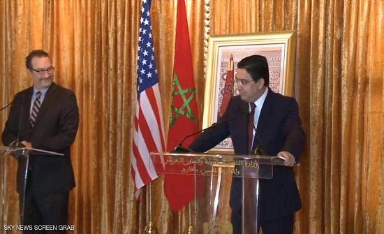 شينكر يتحدث من الداخلة: علاقاتنا مع المغرب ستزداد قوة