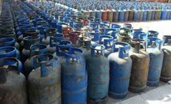 """""""المصفاة"""" تؤكد سلامة أسطوانات الغاز المتداولة في المملكة وتحذر"""