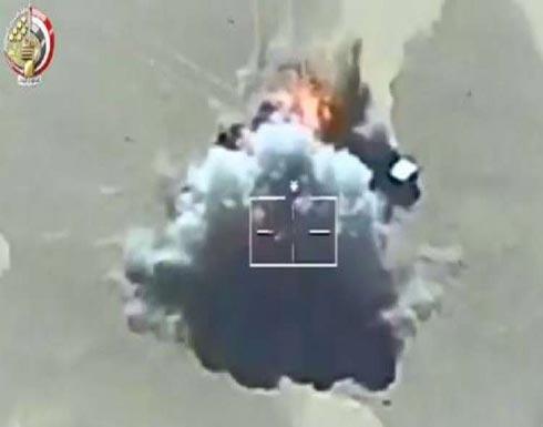 الجيش المصري: إحباط محاولة جديدة لاختراق الحدود الغربية