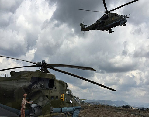 """الدفاع الروسية: القضاء على المسلحين الذين هاجموا قاعدة """"حميميم"""" (فيديو)"""