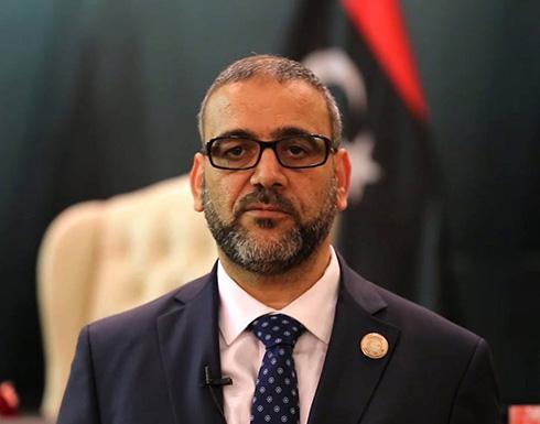 المشري: القوات التركية تقوم بتدريب القوات الليبية بموجب اتفاقية