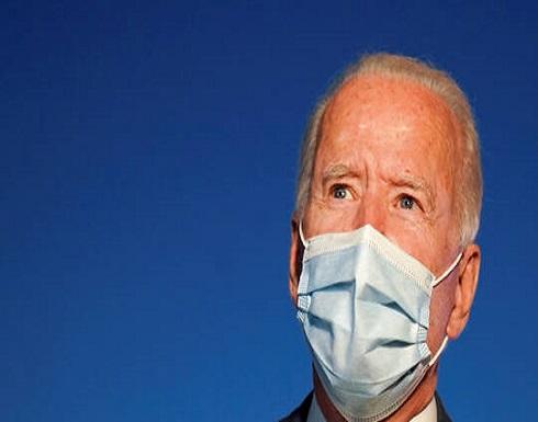 بايدن: لن أضيع أي وقت للسيطرة على فيروس كورونا