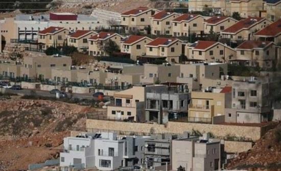 مخطط لبناء حي استيطاني جنوب بيت لحم يكمل حصار المدينة