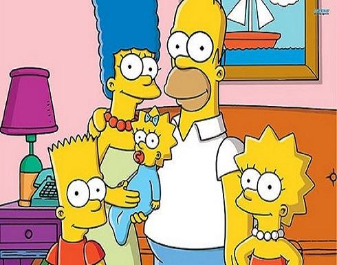 مشهد من عائلة سمبسون يتنبأ بالحجر الصحي في بريطانيا