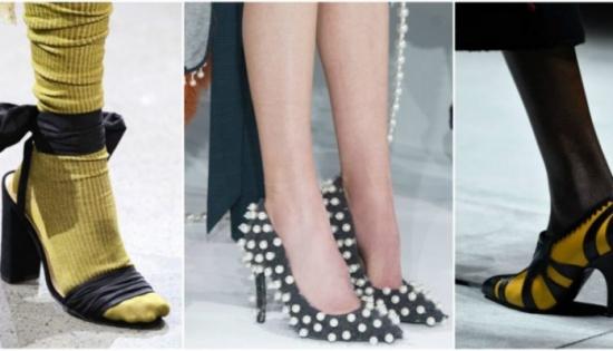 من توري بيرتش إلى توم فورد.. أجمل الأحذية من أسبوع نيويورك للموضة