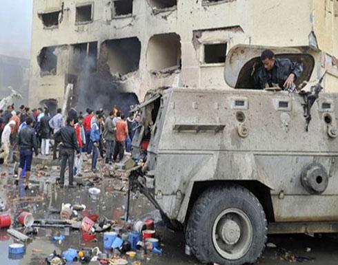 قتلى وجرحى في هجوم قرب مطار العريش بمصر