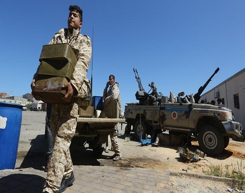 ليبيا.. ميليشيات مصراتة تتغنى بالأسلحة التركية الموعودة