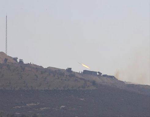 تركيا ترد على صواريخ الأكراد بقصف مكثف بعفرين