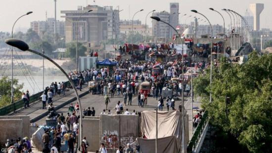 """الأمن العراقي يعيد فتح ميناء أم قصر.. وجرحى في """"الأحرار"""""""
