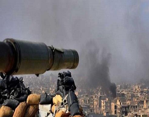 """هجوم داعشي على مواقع """"سوريا الديمقراطية"""" بدير الزور"""