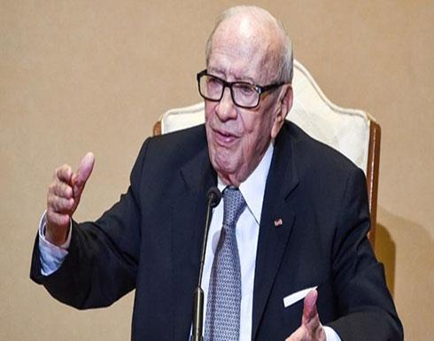 رئيس تونس : العلاقة مع الرياض في أعلى مستوى