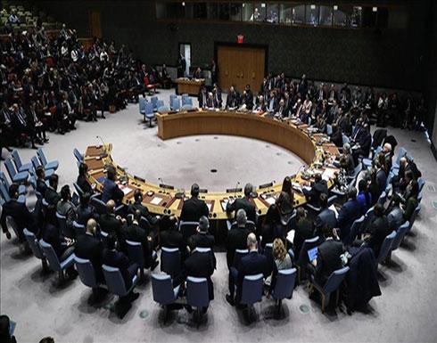 رئيس مجلس الأمن: لا جلسة طارئة بشأن السودان الإثنين