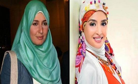 تصرف صادم من حنان ترك بعد خلع 'حلا' للحجاب!